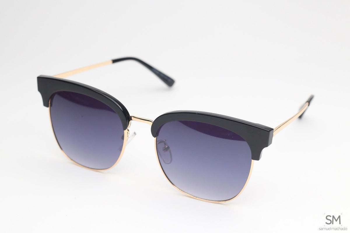 a011cde81ae43 óculos de sol feminino gatinho preto original frete grátis. Carregando zoom.