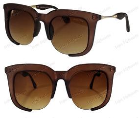6a342f809 Miu Miu Rasoir Preto Fosco De Sol - Óculos no Mercado Livre Brasil