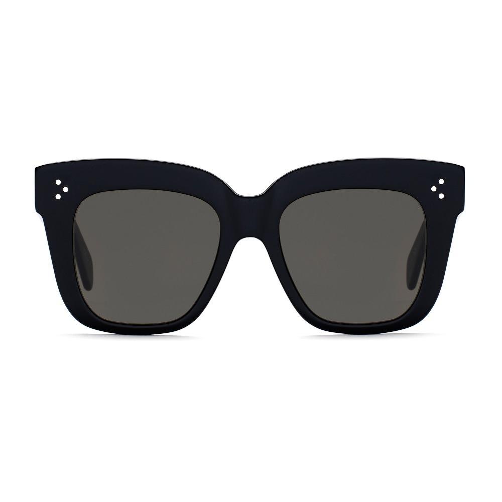 622875a64afae Óculos De Sol Feminino Grande Preto Clássico Celine - R  59,90 em ...