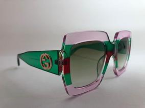 ba1ef5b98 Oculos Gucci Crystal no Mercado Livre Brasil