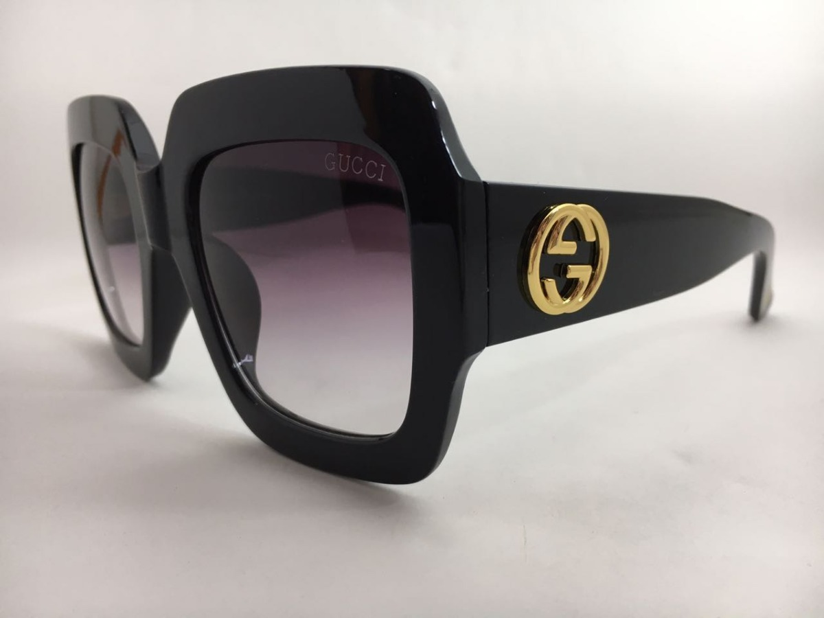 1cd04a93fd953 oculos de sol feminino gucci original grande frete grátis. Carregando zoom.