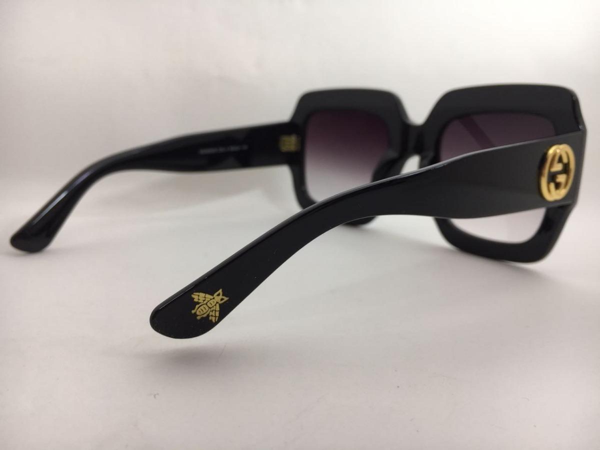 oculos de sol feminino gucci original grande frete grátis. Carregando zoom. 08a192fdf0