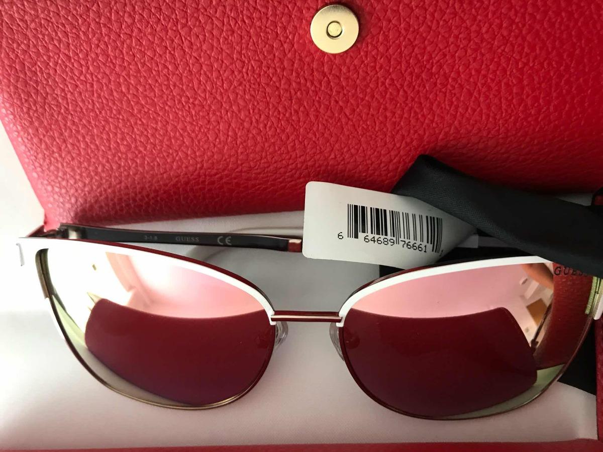 18e92b7d6 Oculos De Sol Feminino Guess Original - R$ 298,00 em Mercado Livre