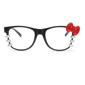 Óculos De Sol Feminino Hello Kitty Adulto Mulheres