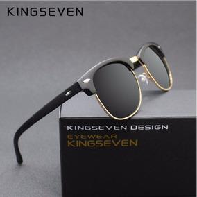 5c2f70e2d Óculos De Sol Kingseven com o Melhores Preços no Mercado Livre Brasil