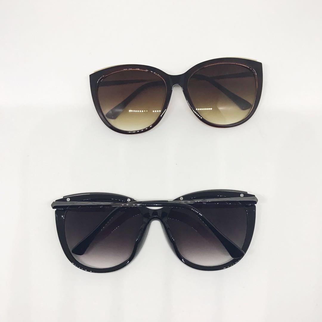 Óculos De Sol Feminino Lente Plástico Armação Plástico - R  45,00 em ... c9229b560f