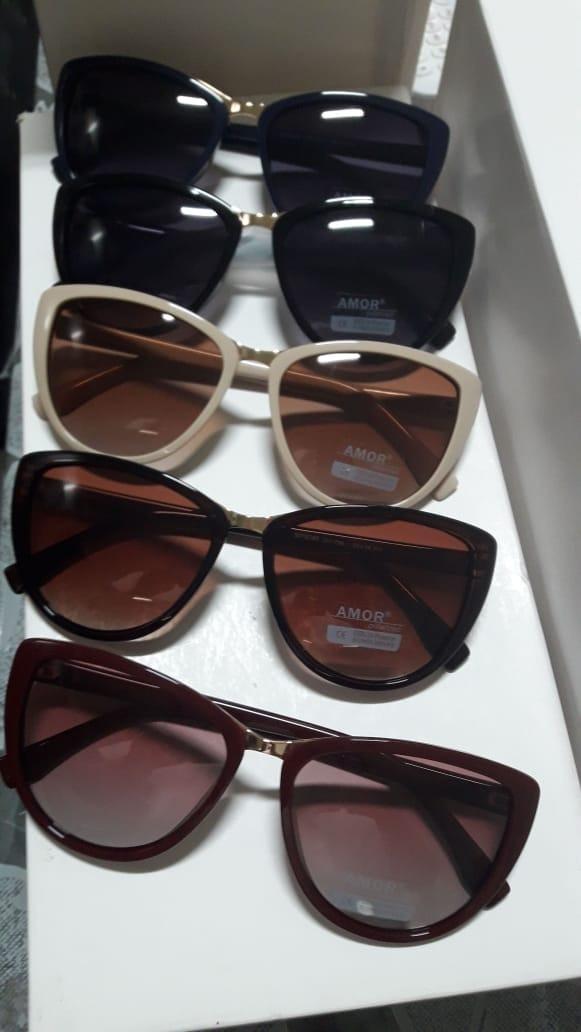 86ba0719fe5a6 Oculos De Sol Feminino Lente Polarizada - R  89,00 em Mercado Livre