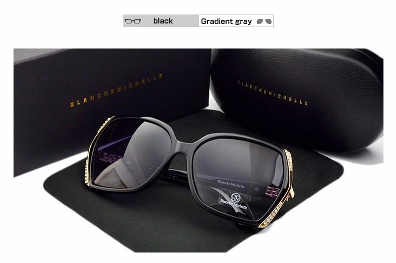 Óculos De Sol Feminino Lente Polarizada Uv 400 Luxo C case - R  149 ... 5ec6b8e032