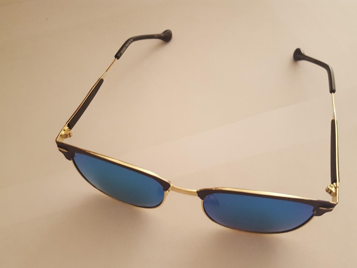 óculos de sol feminino - lente retangular azul - exclusivo!! Carregando  zoom. c9edaed38d