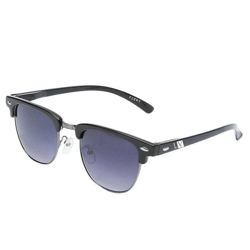 9498a213f07a0 Óculos De Sol Feminino Luma Ventura Ana Preto - R  149,90 em Mercado ...