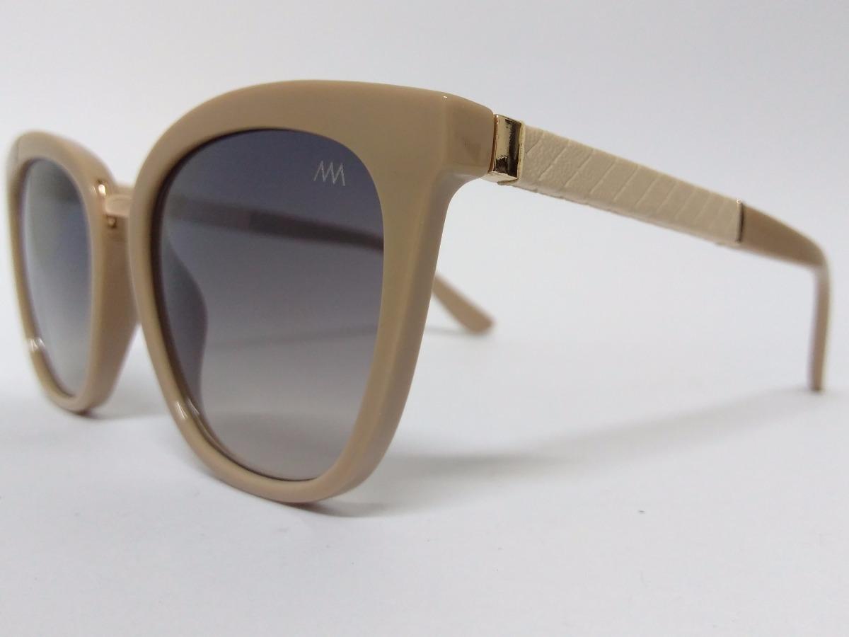 oculos de sol feminino luxo detalhe couro lentes degrade 88. Carregando  zoom. 464dc60cfe