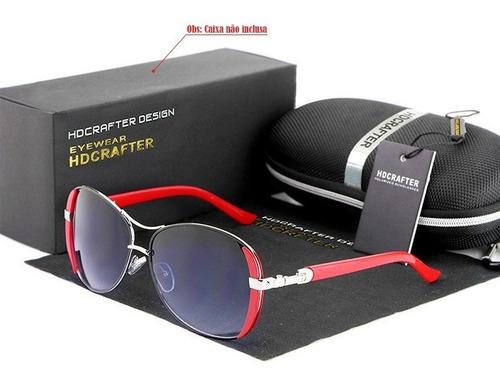 óculos de sol feminino luxo / elegante