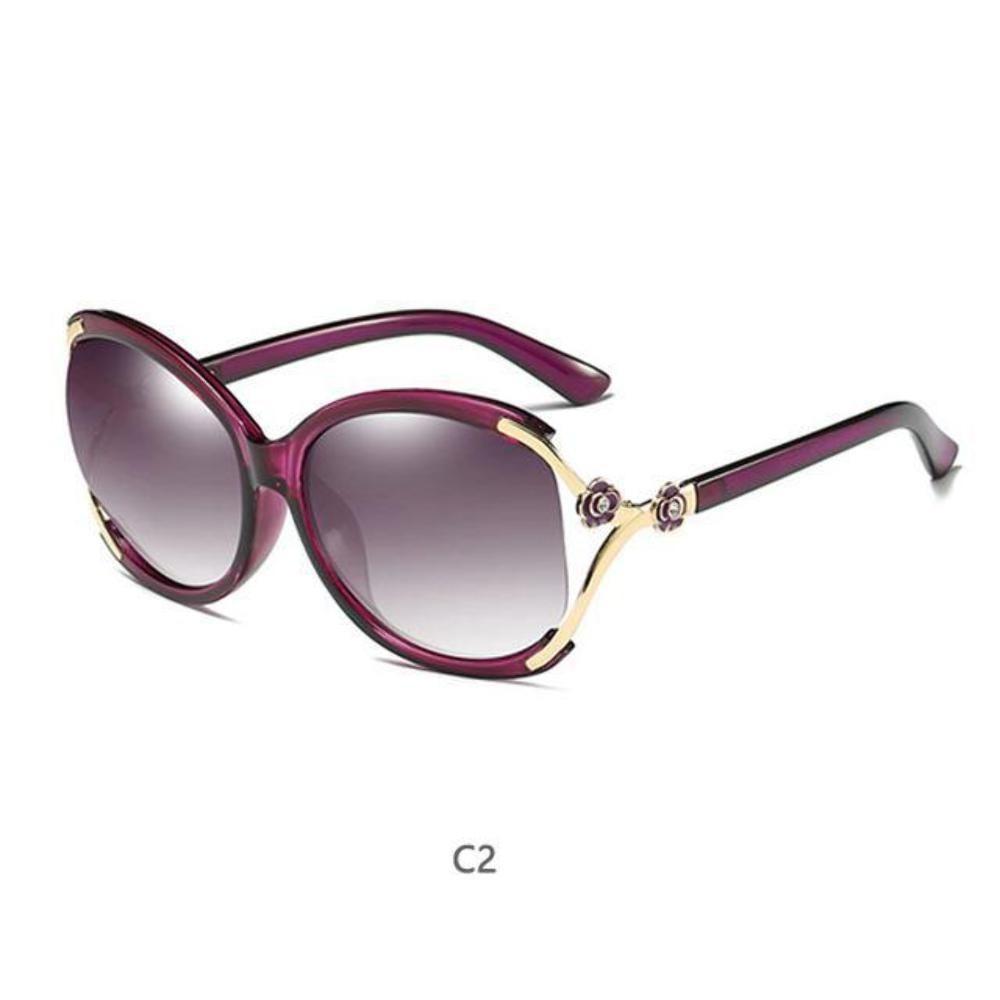 Óculos De Sol Feminino Luxo.classico. - R  250,00 em Mercado Livre a1fe8bb483