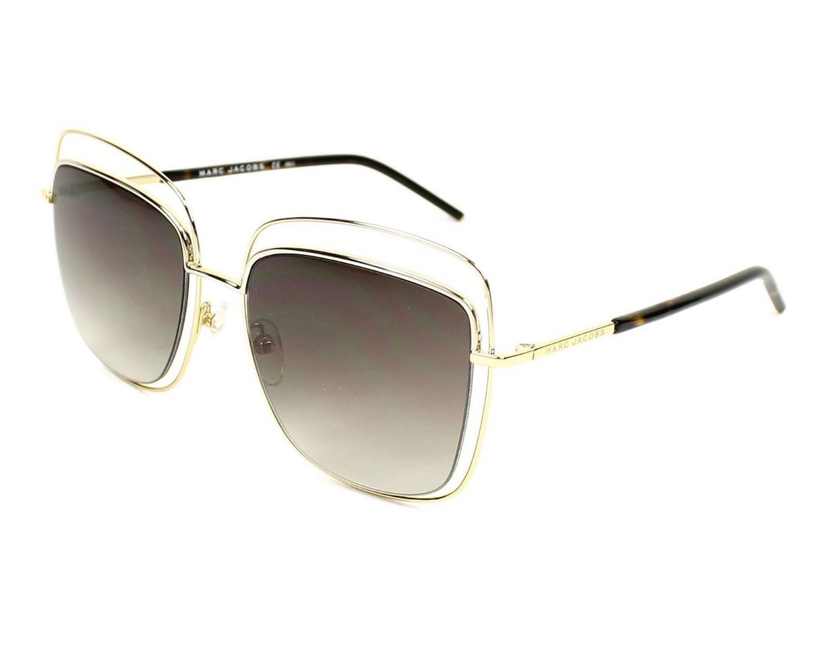d38d9479c54c7 óculos de sol feminino marc jacobs marc 9 s apq ha. Carregando zoom.