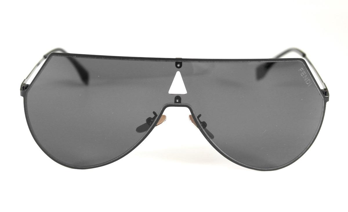 dfcdde5248f31 óculos de sol feminino máscara grande estiloso moda luxo. Carregando zoom.