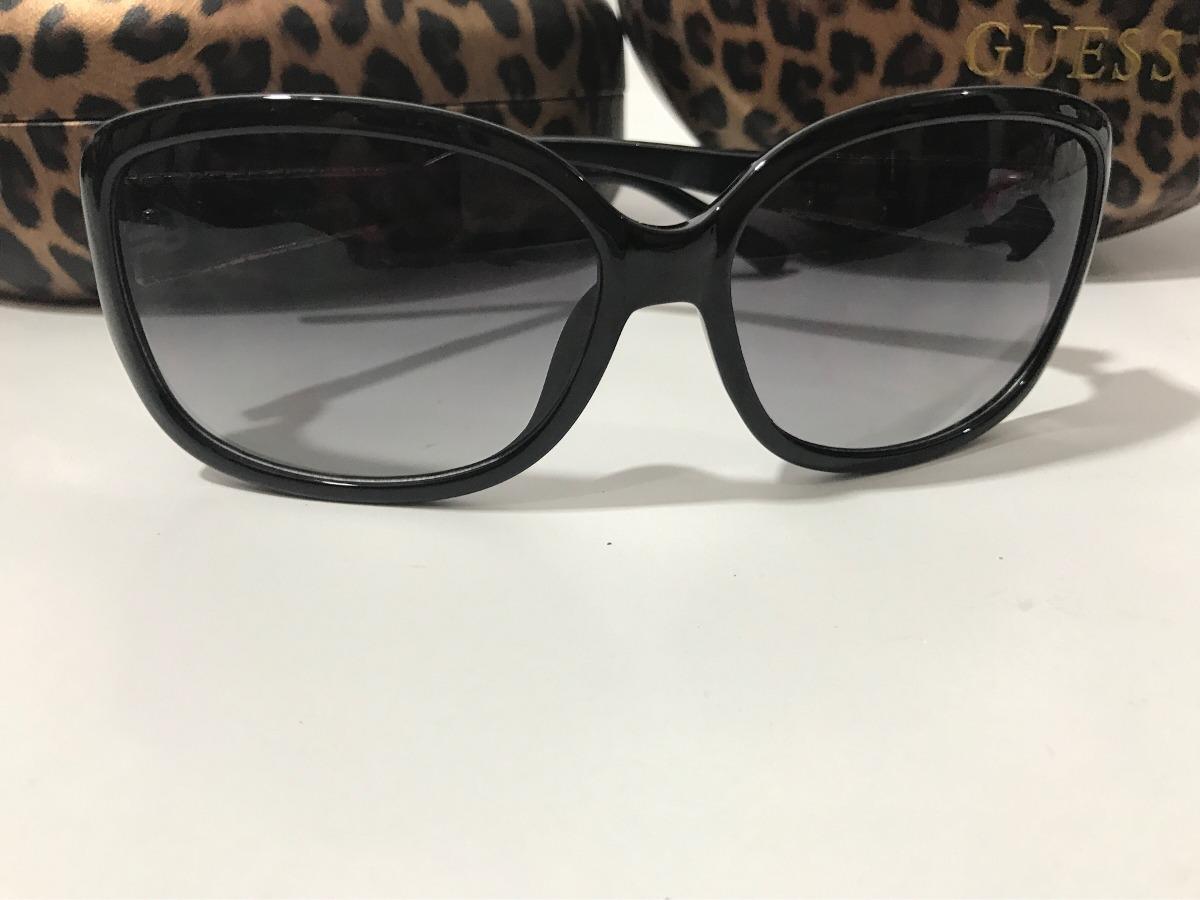 4c56219ae óculos de sol feminino mascara original guess + nota fiscal. Carregando  zoom.