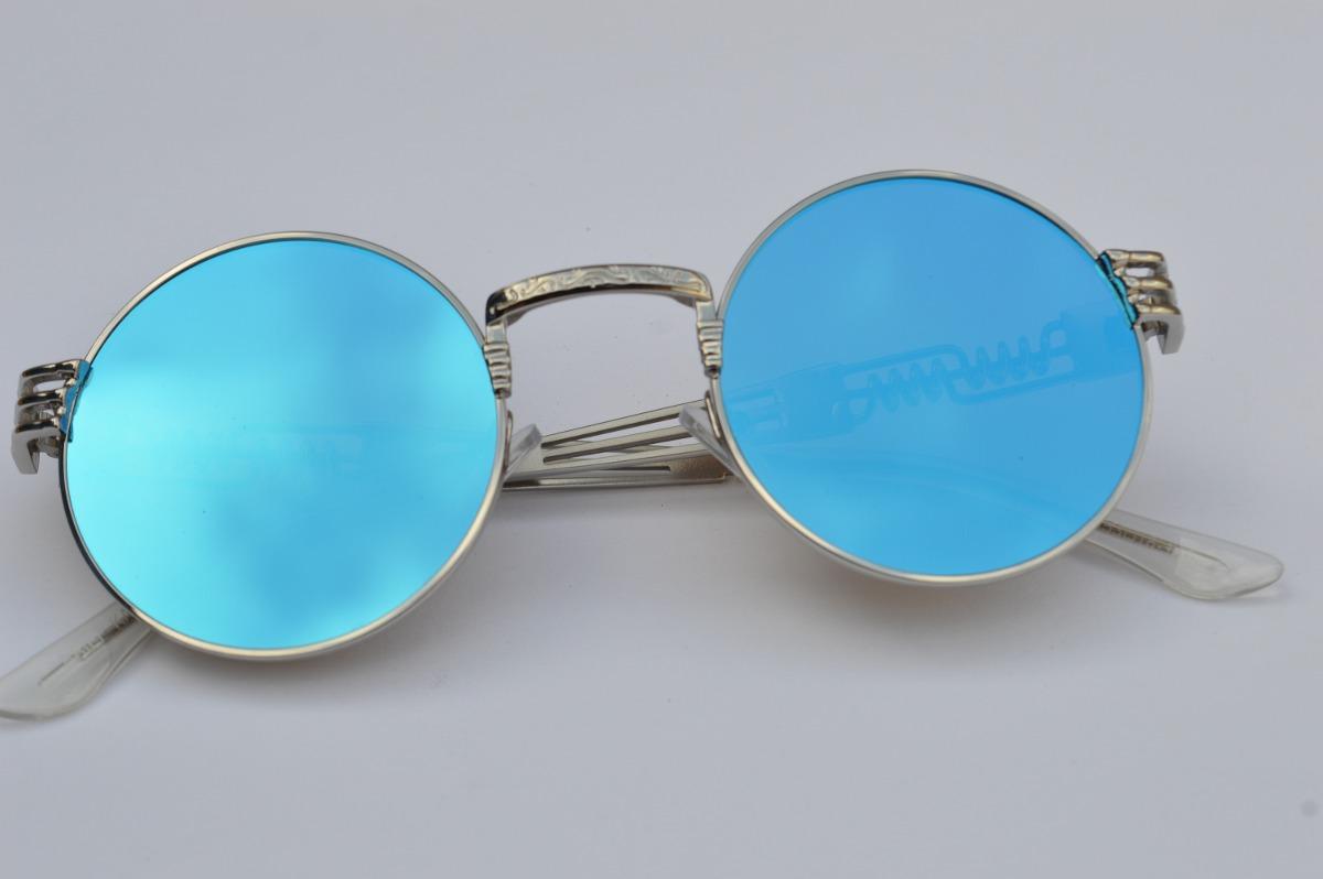 5d2e1fbb1c5c5 óculos de sol feminino masculino lente azul c76. Carregando zoom.