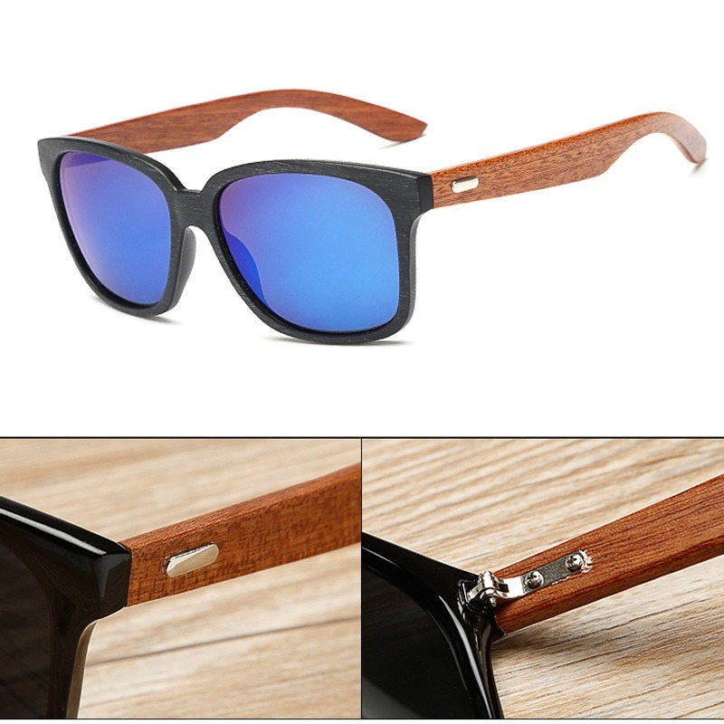 842f699f2 Óculos De Sol Feminino Masculino Madeira Bambu X-wood - R$ 99,00 em ...