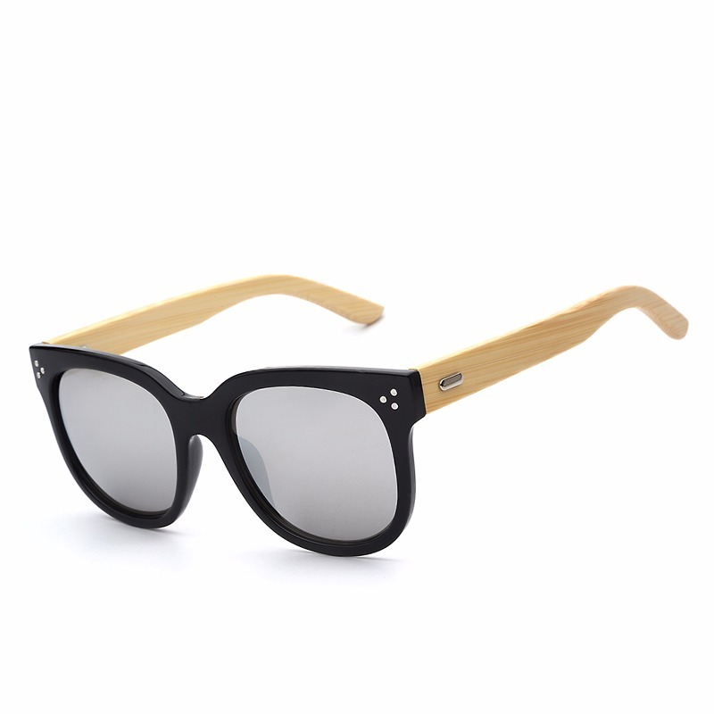 óculos de sol feminino masculino polarizado madeira bambu. Carregando zoom. d257a73a84