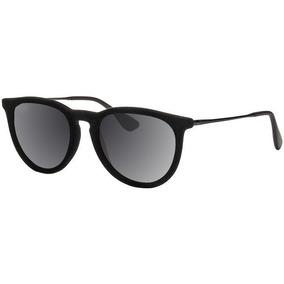50445c1f5 Oculos De Sol Feminino Erika Veludo Preto Lente Espelhada - Óculos ...