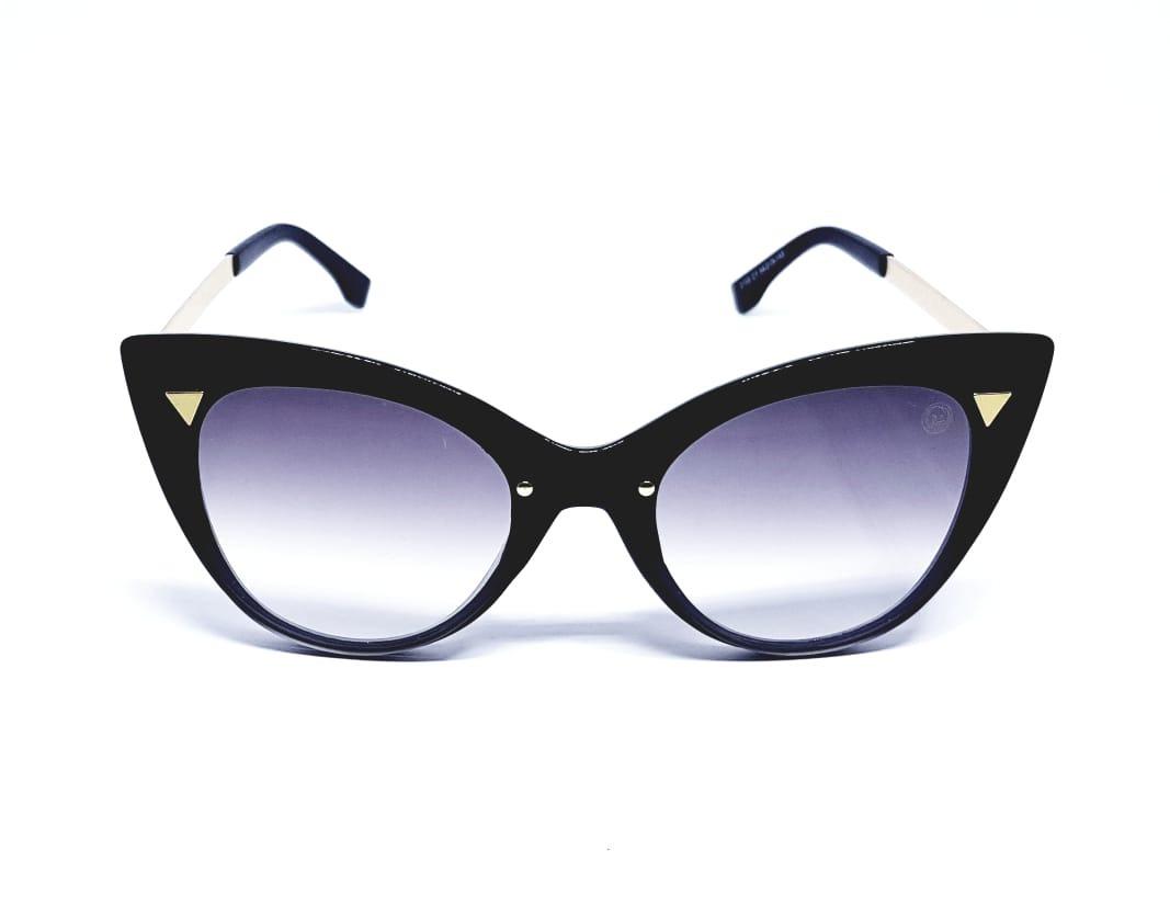 óculos de sol feminino m.looy design cat lente degrade. Carregando zoom. 2ce0490e2d