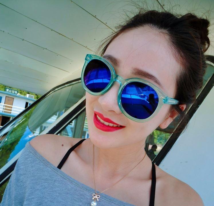 793cd5bc26b18 Óculos De Sol Feminino Moda Coreana Uv400 - Vários Modelos - R  33 ...