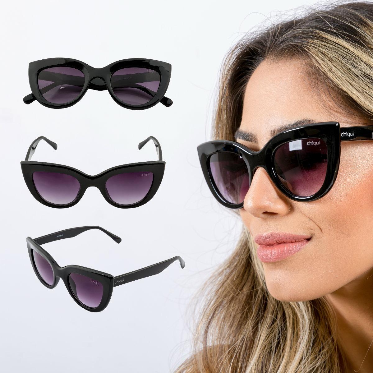 a2832114aaf37 oculos de sol feminino moda retro original chiquiteira 20192. Carregando  zoom.