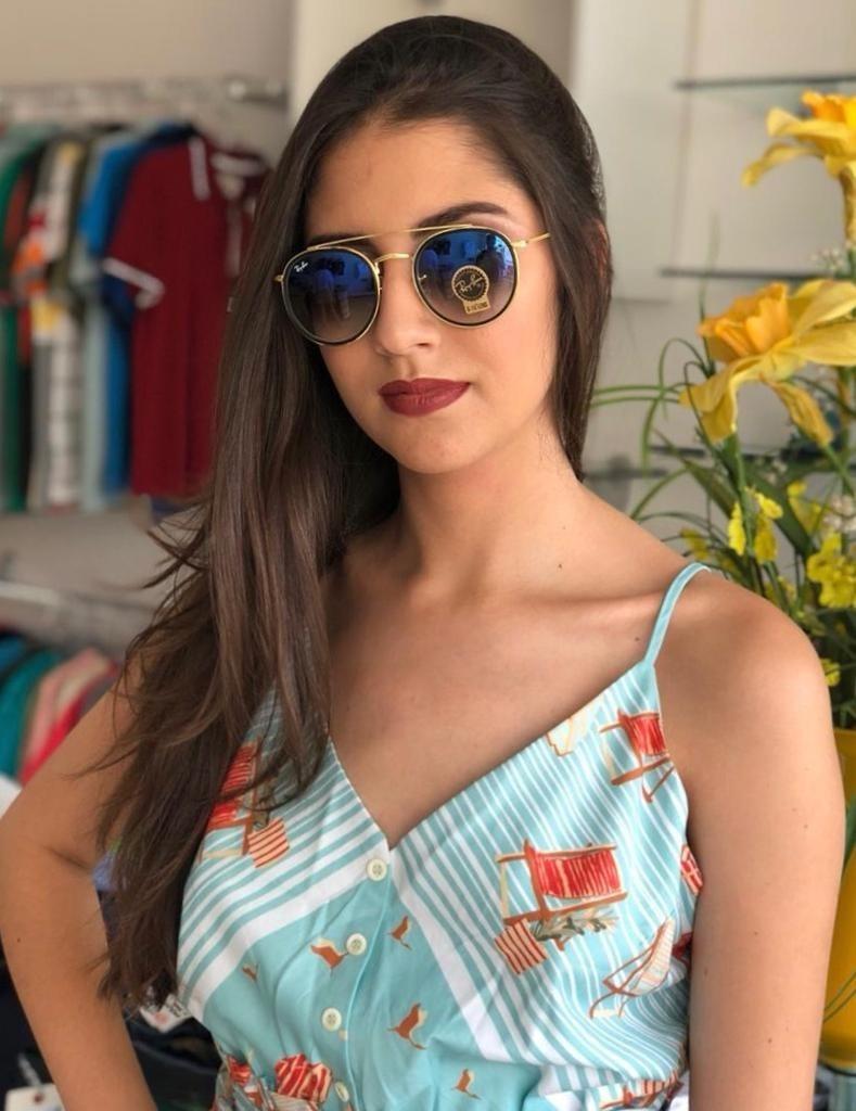 275942552 óculos de sol feminino moda verão lançamento blogueiras 2019. Carregando  zoom.