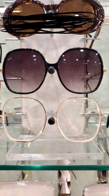 Óculos De Sol Feminino Modelo A Escolher Várias Cores Uv 400 - R  44 ... 5c71ad848b