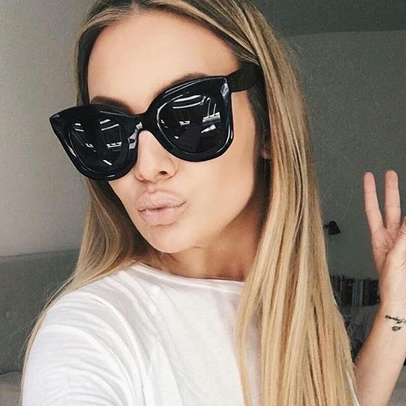 óculos de sol feminino mulheres senhoritas senhoras lindo. Carregando zoom. 1d01a83452