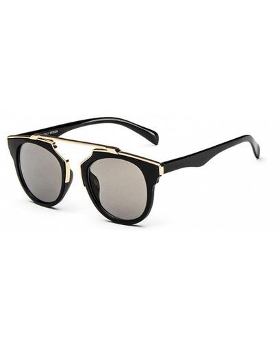 41deefbcf óculos de sol feminino olho de gato espelhado proteção uv400. Carregando  zoom.