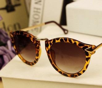 d2e4aba80340e Oculos De Sol Feminino Onça Promoção Bom E Barato - R  99