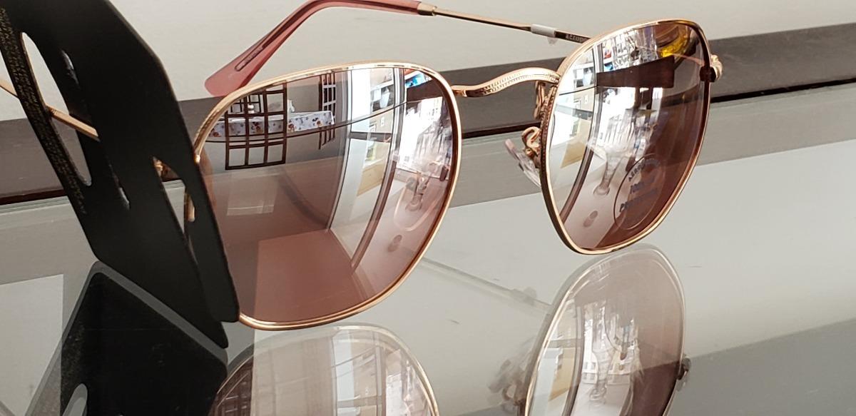b9dba611c0b17 óculos de sol feminino original aeropostale. cor rosê. novo! Carregando  zoom.