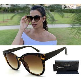 476b4ab9b Óculos Sol Madeira Espelhado Quadrado Grande Feminino Mascul - R$ 46 ...
