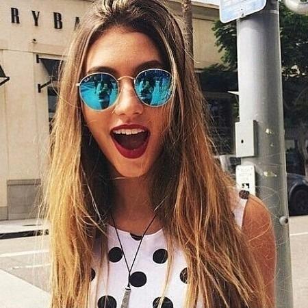 1606f5162 Óculos De Sol Feminino Ovalado Lentes Azul Espelhado - R$ 29,98 em ...