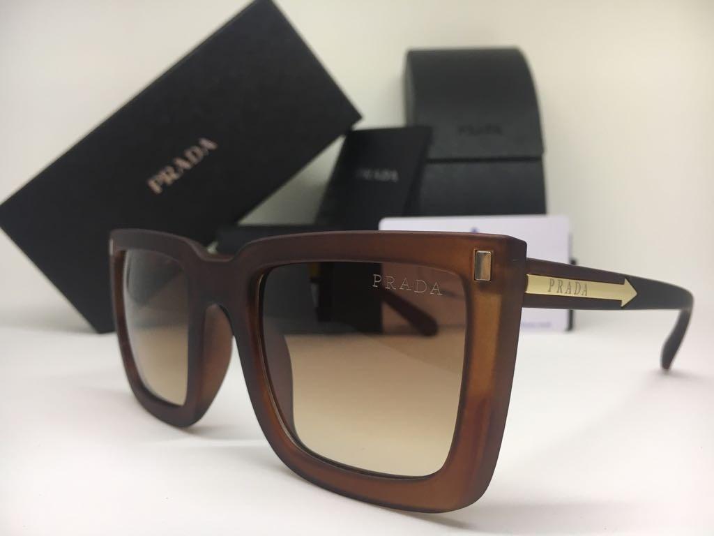 b76e95a39 oculos de sol feminino prada original quadrado frete gratis. Carregando  zoom.