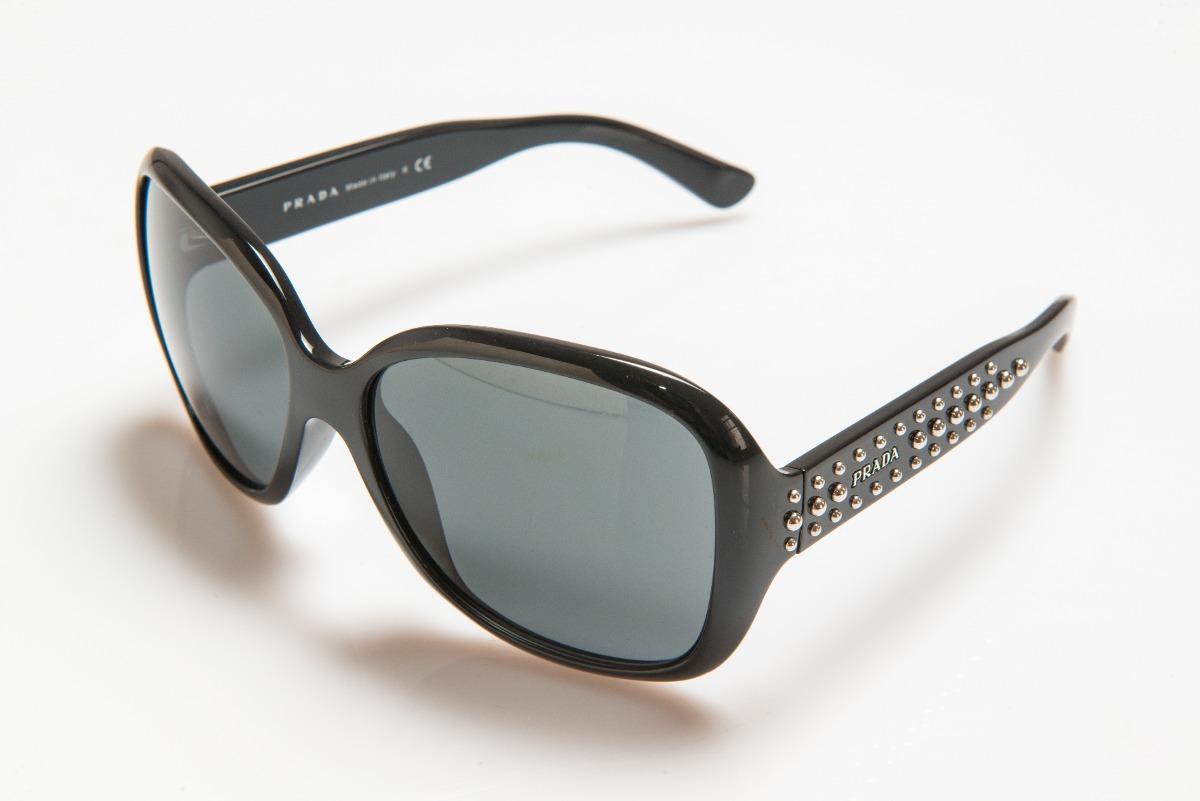 3a16e1ac35baa óculos de sol feminino prada preto. Carregando zoom.