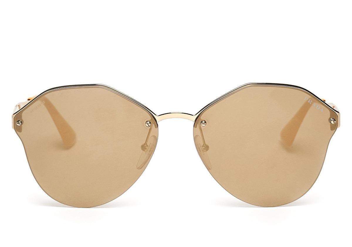 795ba4bf22b9a óculos de sol feminino prada spr64t zvn-1c0. Carregando zoom.