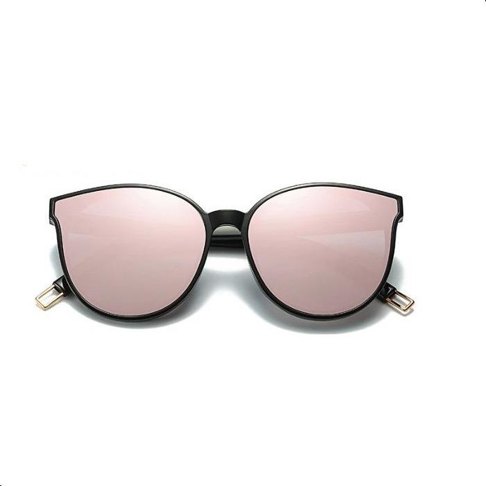 1de4374d3 Óculos De Sol Feminino Proteção Uv400 Espelhado Rosa Lindo. - R$ 59 ...