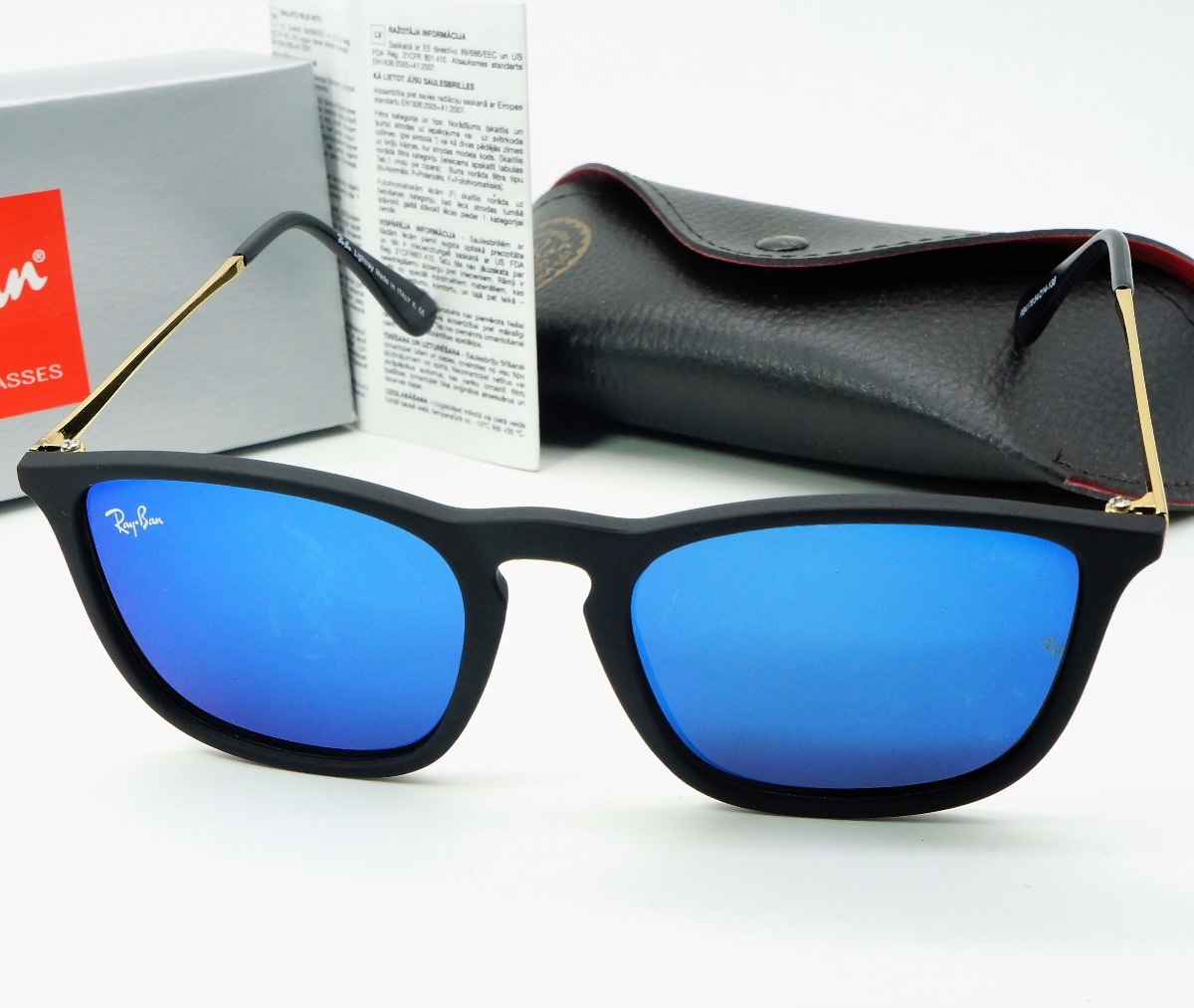 3d6678de807e6 oculos de sol feminino quadrado cris chirs azul espelhado. Carregando zoom.