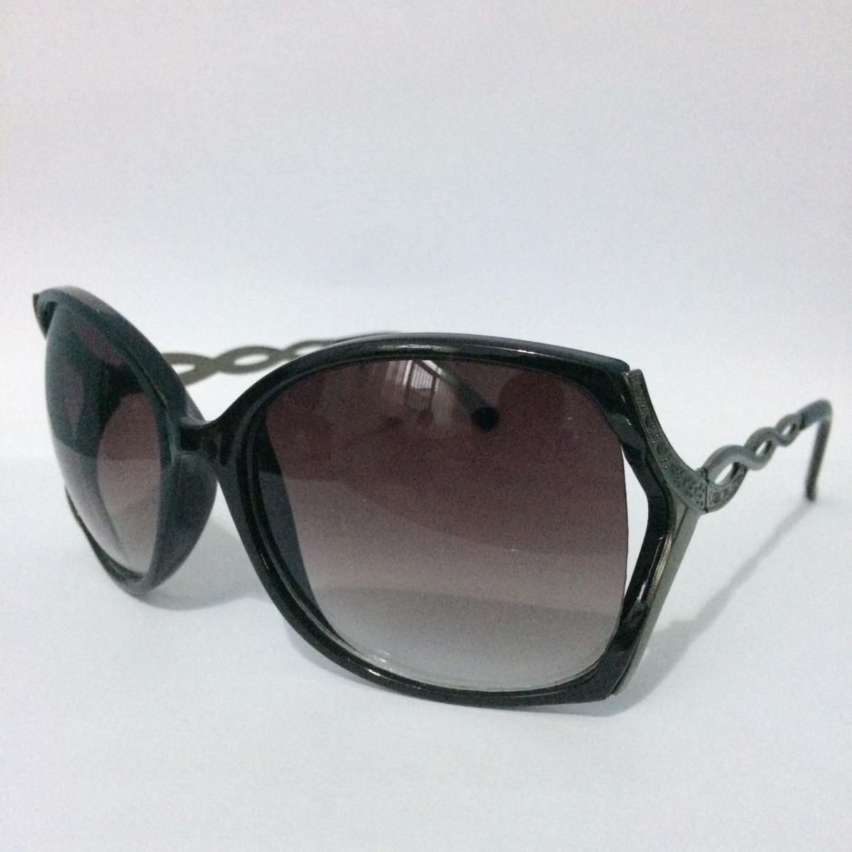0594c0928 óculos de sol feminino quadrado grande proteção uv 400. Carregando zoom.