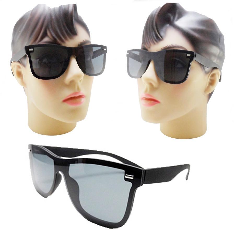óculos de sol feminino quadrado preto estiloso barato 2018. Carregando zoom. a79d969e09
