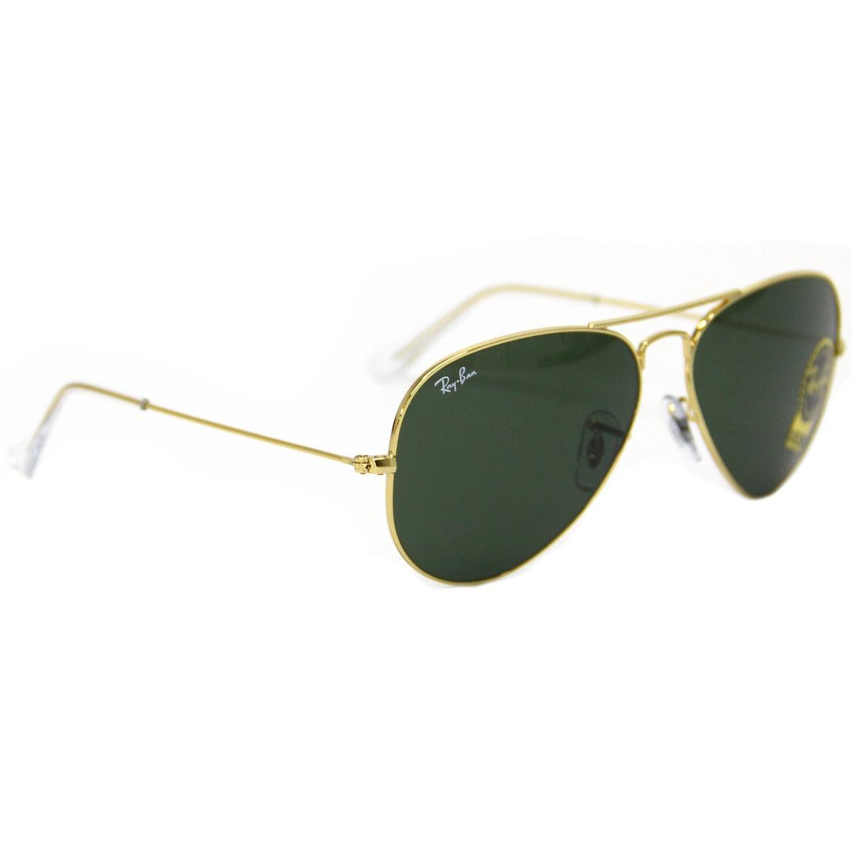 015bd0891 óculos de sol feminino ray ban 3025 aviador tam. 58 original. Carregando  zoom.