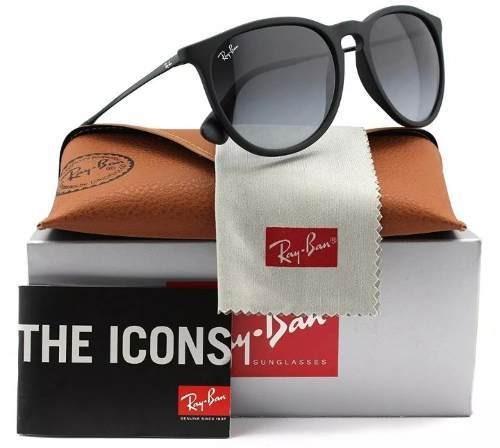 Oculos De Sol Feminino Ray Ban Erika Rb4171 Original - R  269,49 em ... 14d78bb42d