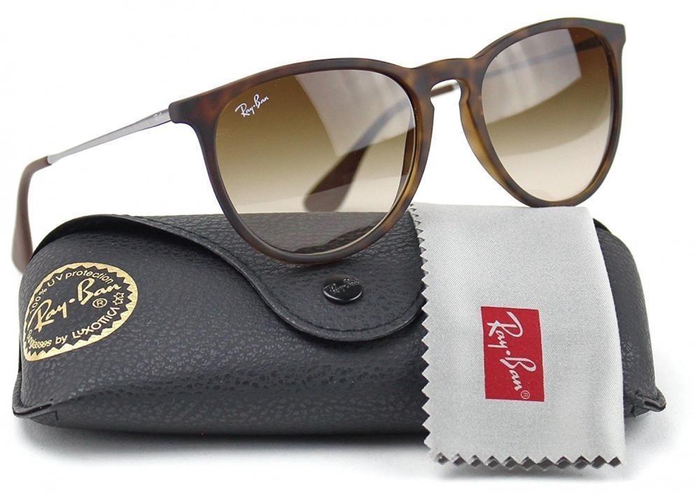 Oculos De Sol Feminino Ray Ban Erika Rb4171 Original - R  178,90 em ... ae3f416ac1