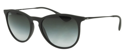 Óculos De Sol Feminino Ray Ban Rb4171 622 Erika - Original - R  269 ... 49aff240f7