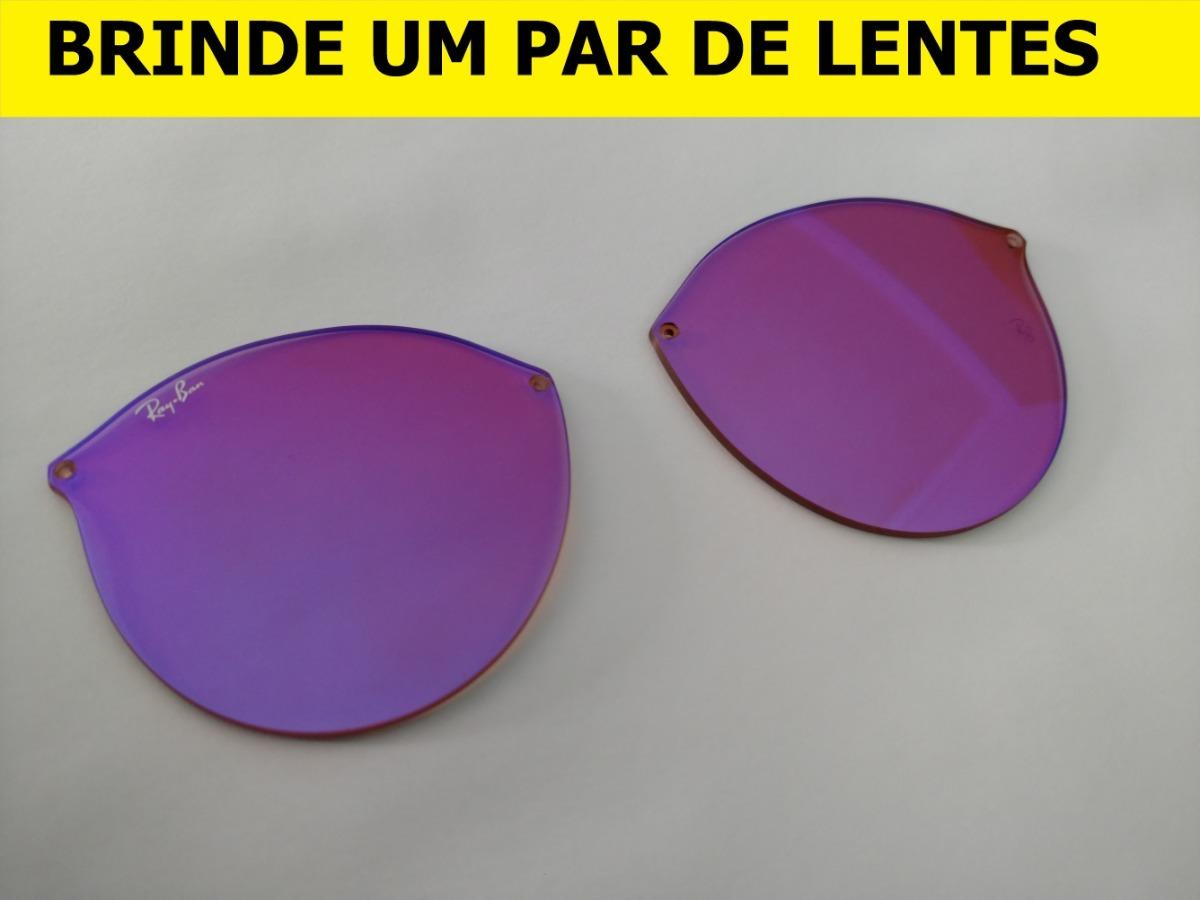 473b2b6b64051 oculos de sol feminino ray ban round blaze rb3574 masculino. Carregando  zoom.