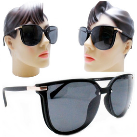 11dd3f18a Oculos De Sol Feminino Rosto Redondo - Óculos no Mercado Livre Brasil