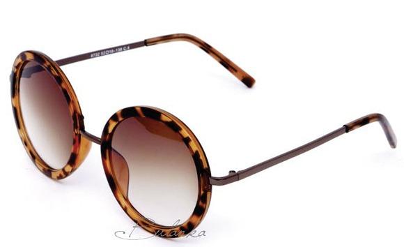 Óculos De Sol - Feminino - Redondo - Importado. - R  49,90 em ... 280d4052a3