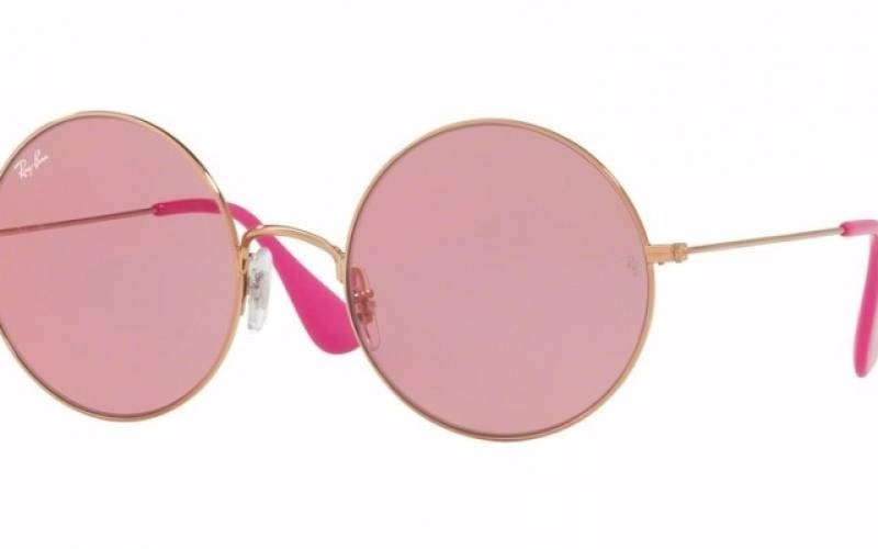 ec15ac42f89bb óculos de sol feminino redondo ray ban ja jo 3592. Carregando zoom.